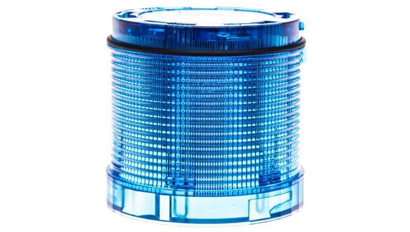 Moduł świetlny niebieski z diodą LED 24V AC/DC światło ciągłe 70mm 8WD4420-5AF