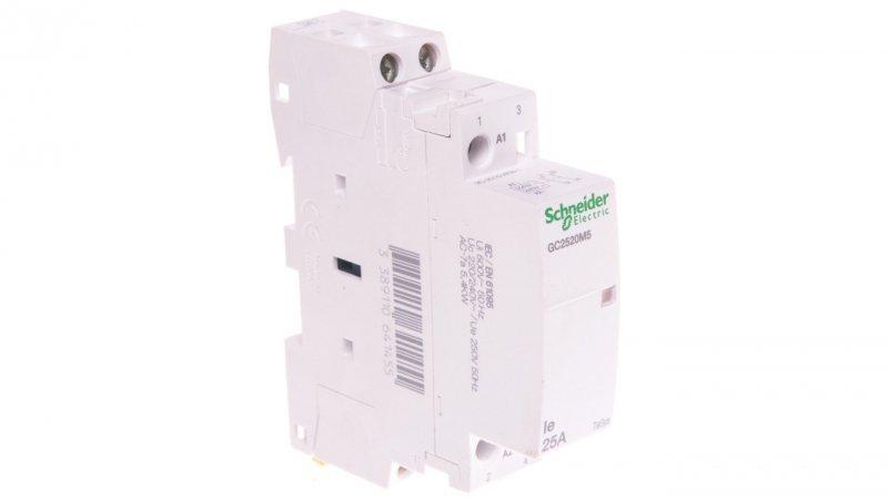Stycznik modułowy 25A 2Z 0R 220-240V AC GC2520M5