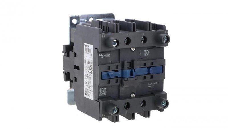 Stycznik mocy 80A 4P 48V AC 2Z 2R LC1D80008E7