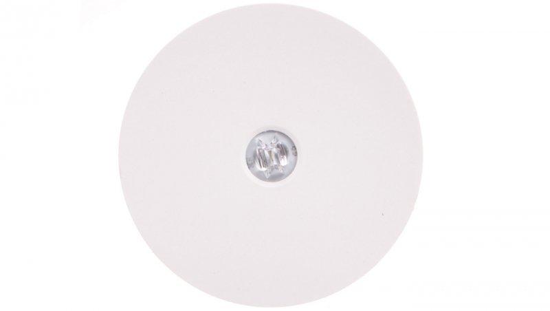 Oprawa awaryjna AXN IP65 ECO LED 3W 315lm (opt. koryt.) 1h jednozadaniowa biała AXNC/3W/E/1/SE/X/WH
