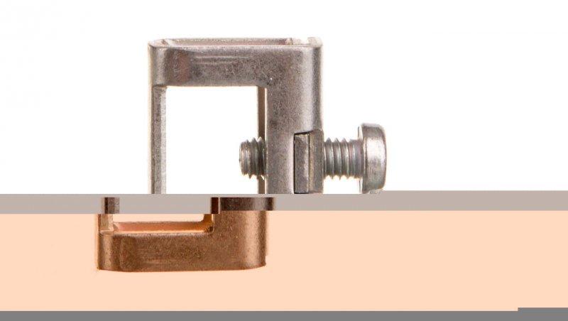 Zacisk do szyny zbiorczej 10x3mm ZB4 0316500000 /50szt./
