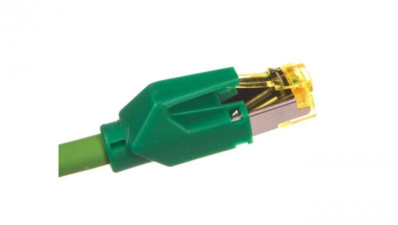 Kabel krosowy (Patch Cord) SF/UTP kat.6A zielony 1m 6XV1870-3QH10