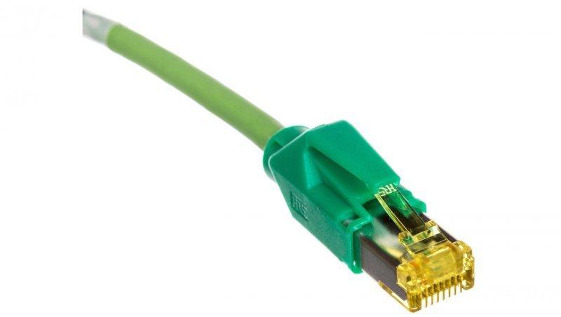 Kabel krosowy (Patch Cord) SF/UTP kat.6A zielony 10m 6XV1870-3QH10