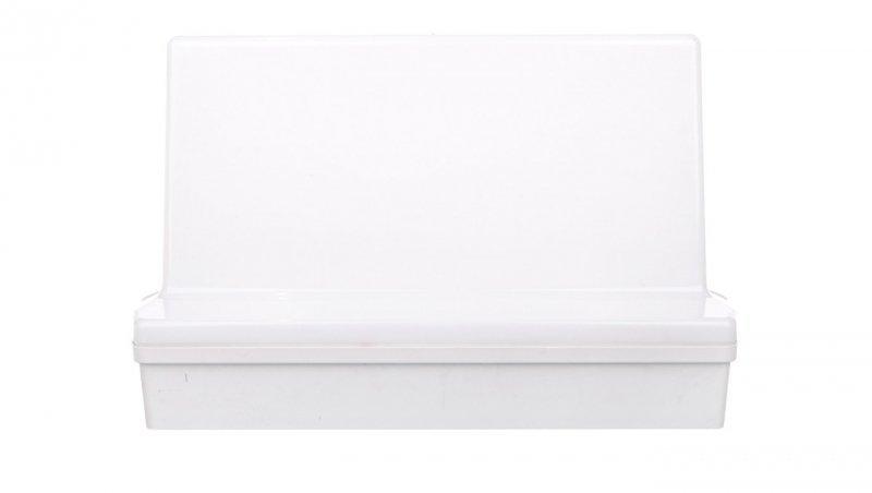 Oprawa awaryjna HELIOS DS IP65 ECO LED 1,2W 3h jednozadaniowa PT opal HDL/1,2W/E/3/SE/PT/OP