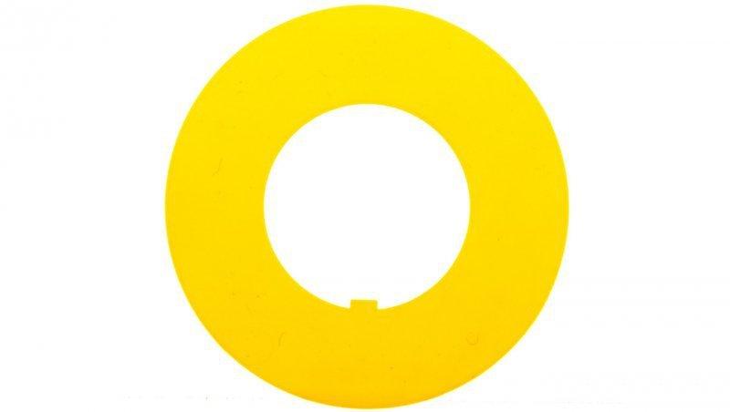 Pierścien żółty 30mm PVC do przełączników NEF30 W0-PIERŚC.ŻÓŁTE DR /10szt./
