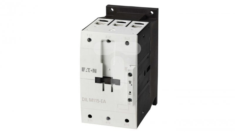 Stycznik mocy 115A 3P 230V AC 0Z 0R DILM115-EA(RAC240) 189925