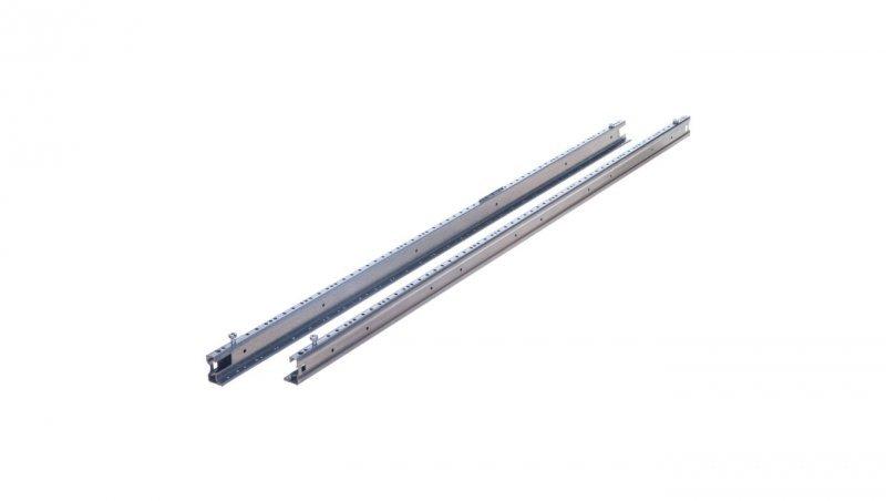 Szyna nośna uniwersalna 18x26x750mm stalowa ocynk perforowana UN05A /2szt.