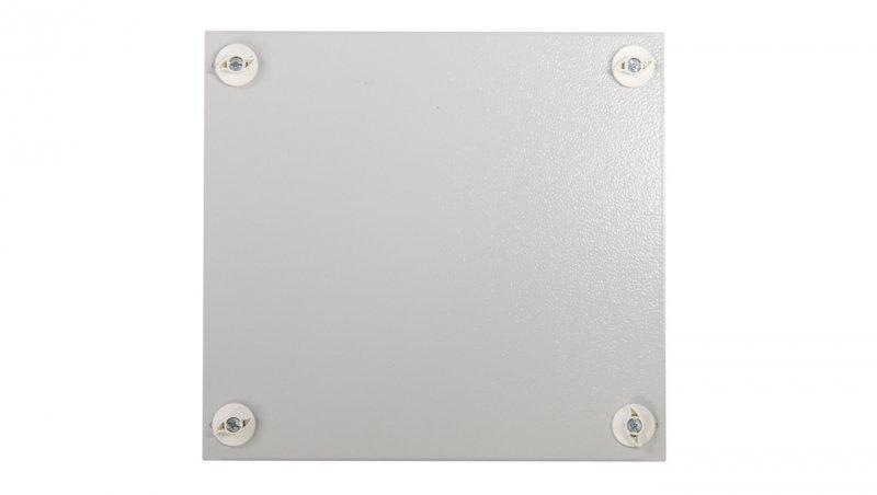 Osłona metalowa pełna 320x300mm BPZ-FP-400/300-BL 108390