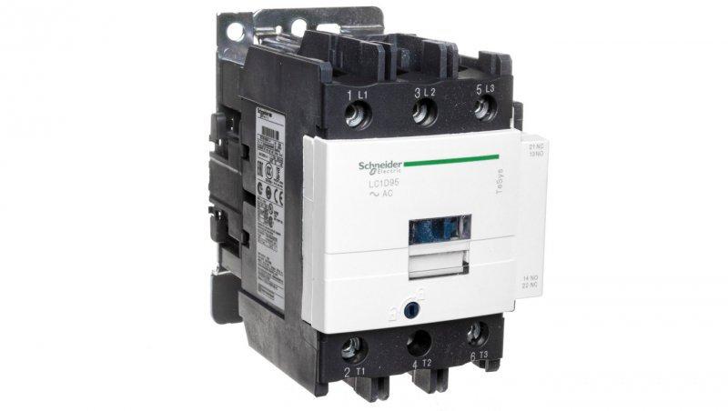 Stycznik mocy 95A 3P 110V AC 1Z 1R LC1D95F7