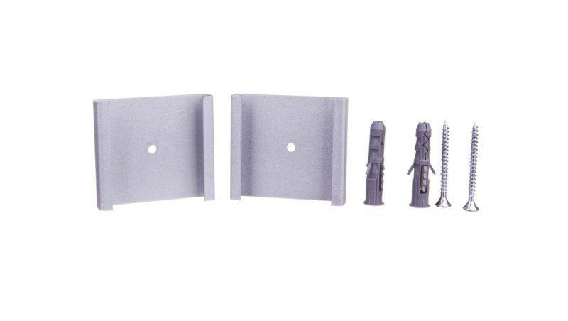 Łącznik sufitowy 1x (2 szt.) szary VIP PX0922164
