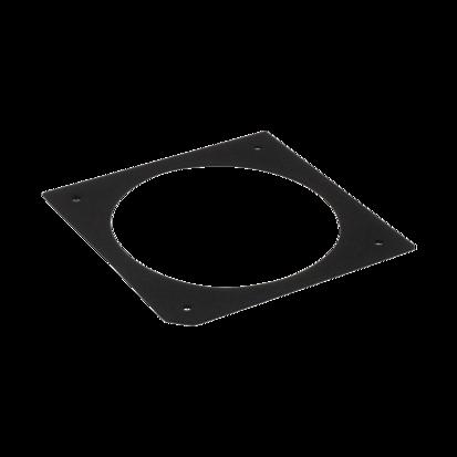 Uszczelka pod puszkę podłogową do puszek podłogowych KSE (element zapasowy)