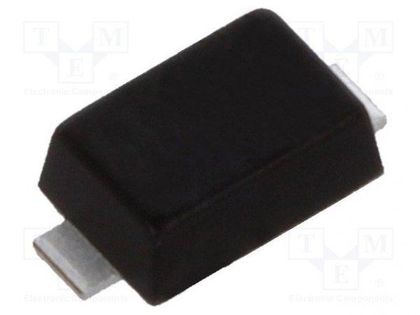 Dioda: przełączająca; SMD; 200V; 200mA; 50ns; SOD123F; Ufmax: 1,25V