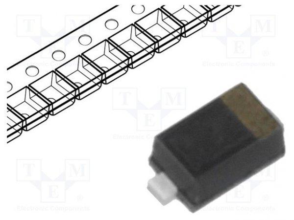 Dioda: prostownicza Schottky; SMD; 30V; 0,5A; SC79