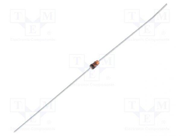 Dioda: przełączająca; THT; 125V; 250mA; pudełko,taśma; Ifsm: 4A