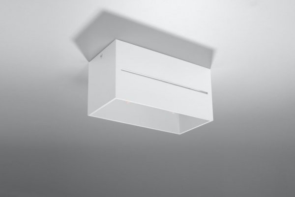 Plafon LOBO MAXI Biały