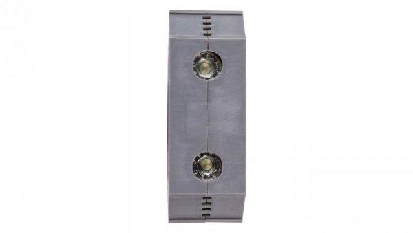 Złączka szynowa gwintowa ZSG ( ZUG ) 95mm2 szary 43426