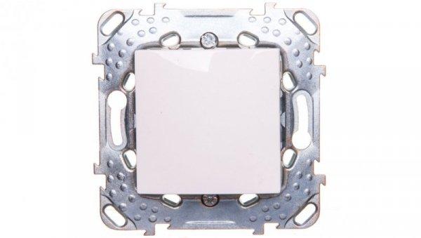 Unica Plus Przycisk pojedynczy 250V 10A piaskowy MGU50.206.25Z