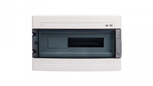 Rozdzielnica modułowa 1x18 natynkowa IP40 EP-LUX PLUS RN 1/18 1905-01
