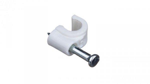 Uchwyt kablowy okrągły fi 5 mm FLOP-5 27.05 /100szt./