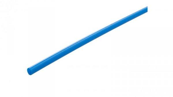 Waz termokurczliwy 4.0/1.0 niebieski NA401040BL