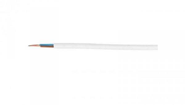 Przewód YDY 2x1,5 biały 450/750V /100m/