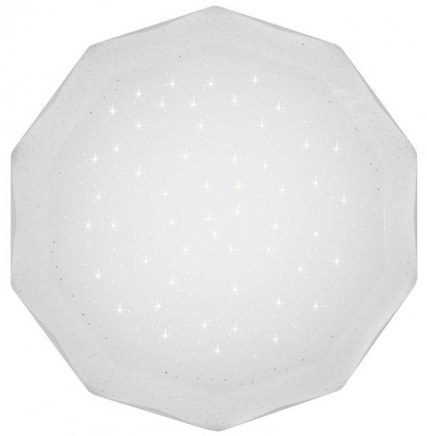 SKY EFECT 1 PLAFON 34 WIELOKĄT 1X10W LED 6500K
