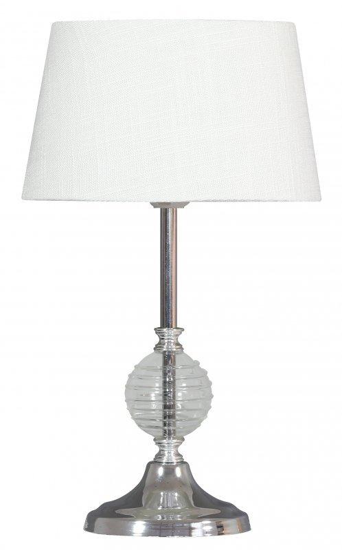 FERO LAMPKA GABINETOWA 1X60W E27 TRANSPARENT