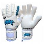 Rękawice 4keepers Champ Aqua IV NC  + płyn czyszczący biały 8