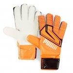 Rękawice Puma ULTRA Grip 4 RC 041700 01 pomarańczowy 10