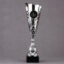 Puchar Tryumf NT456 34 cm srebrny