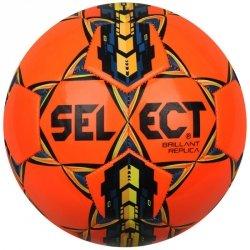Piłka Select Briliant Replica pomarańczowy 5