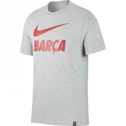 Koszulka Nike FC BARCELONA  CD0398 063 M szary