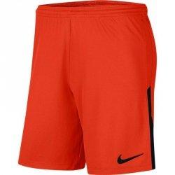 Spodenki Nike Dri Fit Knit II BV6852 891 pomarańczowy XXL