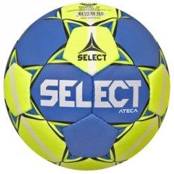Piłka ręczna Select Ateca Ø niebieski