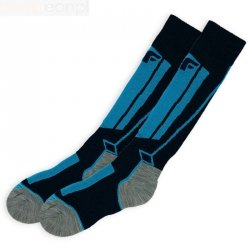 Skarpety narciarskie 4F HJZ20-JSOMN001 36S niebieski 33-35