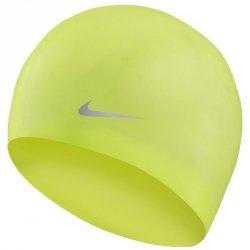 Czepek silikonowy Nike YOUTH TESS0106 737 junior zielony