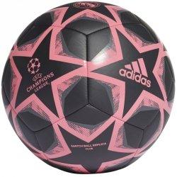 Piłka adidas Finale Club Real Madryt FS0269 czarny 5