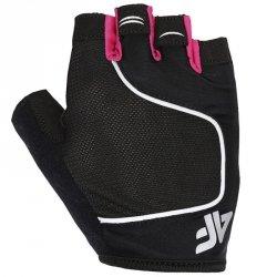 Rękawiczki kolarskie 4F H4L21-RRU061 55S różowy XL