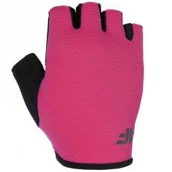 Rękawiczki kolarskie 4F H4L21-RRU060 55S różowy L