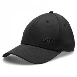 Czapka z daszkiem 4F H4L21-CAD002 20S czarny S