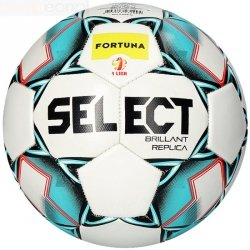 Piłka Select Brillant Replica biały 4
