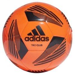 Piłka adidas Tiro Club GU1554 czerwony 5