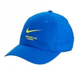 Czapka Nike Chelsea FC Heritage86  Kids' Hat DH2403 408 niebieski one size