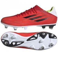 Buty adidas X Speedflow.3 SG FY3286 czerwony 43 1/3