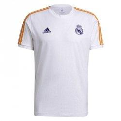 Koszulka adidas Real Madryt 3 Stripes T-Shirt GR4245 L biały