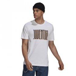 Koszulka adidas Juventus Street Tee GR2921 biały L