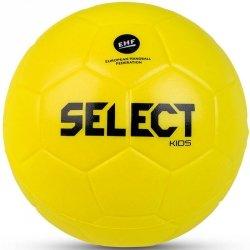 Piłka ręczna 0 Select Soft pianka Ø niebieski