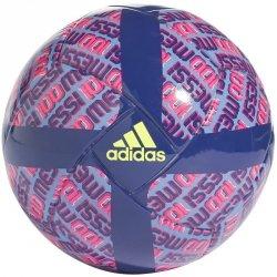 Piłka adidas Messi Mini Ball HA0478 fioletowy 1