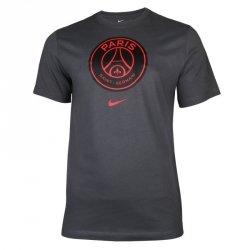 Koszulka Nike PSG Men's Soccer T-Shirt CZ5599 021 M grafitowy