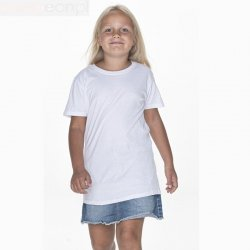 T-shirt Lpp biały 122 cm
